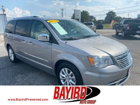 2015 Chrysler Town and Country for sale at Bayird Truck Center in Paragould AR