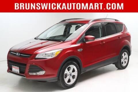 2016 Ford Escape for sale at Brunswick Auto Mart in Brunswick OH