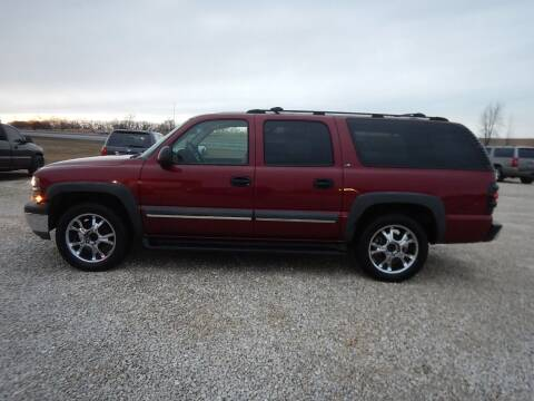 2002 Chevrolet Suburban for sale at All Terrain Sales in Eugene MO