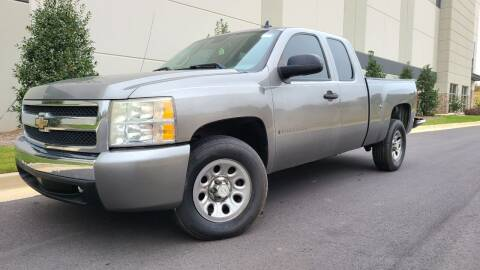 2007 Chevrolet Silverado 1500 for sale at el camino auto sales - Global Imports Auto Sales in Buford GA