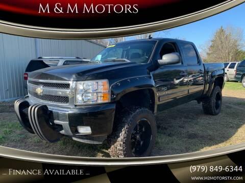 2008 Chevrolet Silverado 1500 for sale at M & M Motors in Angleton TX