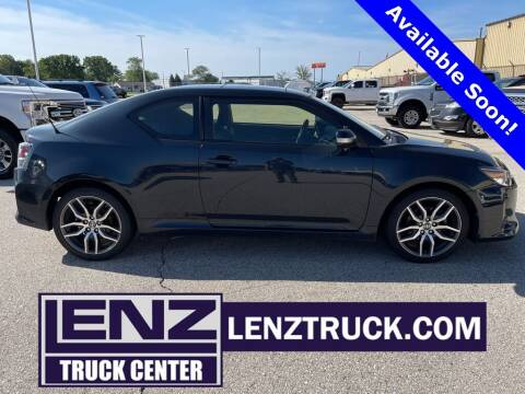 2016 Scion tC for sale at LENZ TRUCK CENTER in Fond Du Lac WI