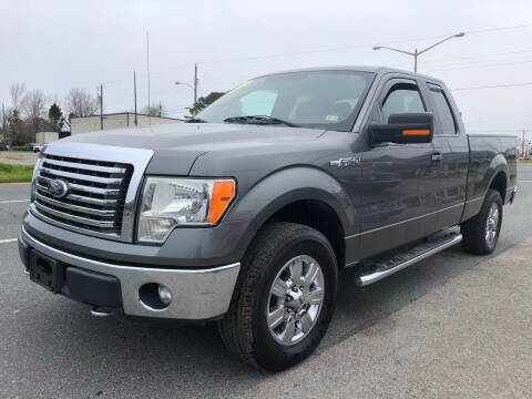 2011 Ford F-150 for sale at Mega Autosports in Chesapeake VA