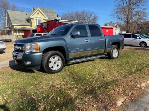 2009 Chevrolet Silverado 1500 for sale at BROTHERS AUTO SALES in Hampton IA