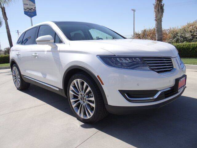2018 Lincoln MKX for sale in Hanford, CA