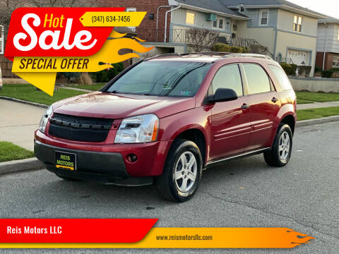 2005 Chevrolet Equinox for sale at Reis Motors LLC in Lawrence NY