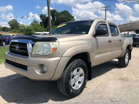 2005 Toyota Tacoma for sale at Mega Autosports in Chesapeake VA