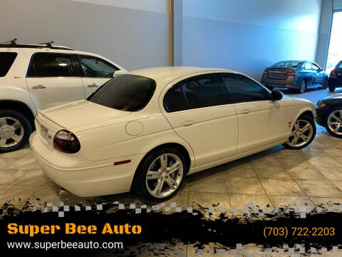 2005 Jaguar S-Type R for sale at Super Bee Auto in Chantilly VA