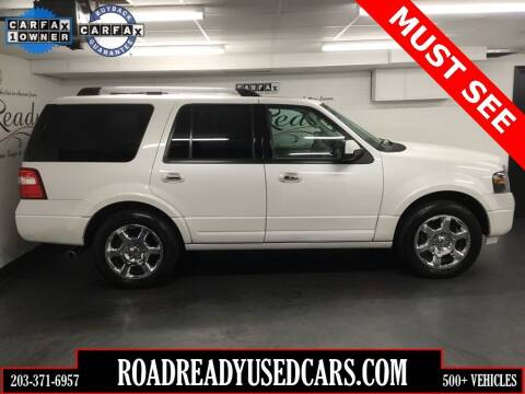 2013 Ford Expedition for sale at Road Ready Used Cars in Ansonia CT