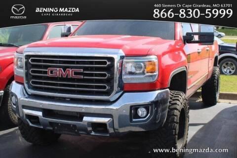2016 GMC Sierra 2500HD for sale at Bening Mazda in Cape Girardeau MO
