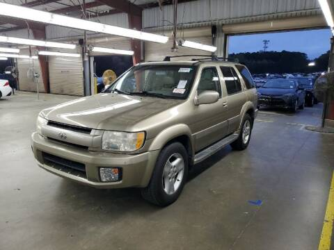 2002 Infiniti QX4 for sale at Fletcher Auto Sales in Augusta GA