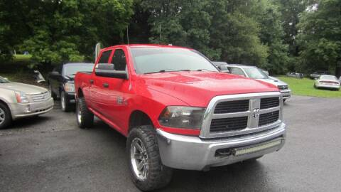 2012 RAM Ram Pickup 2500 for sale at Auto Outlet of Morgantown in Morgantown WV