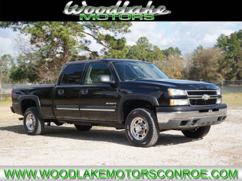 2007 Chevrolet Silverado 1500HD Classic for sale at WOODLAKE MOTORS in Conroe TX