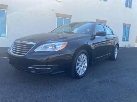 2013 Chrysler 200 for sale at CAR SPOT INC in Philadelphia PA