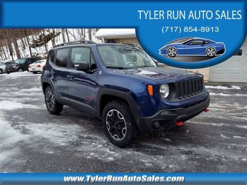 2016 Jeep Renegade for sale at Tyler Run Auto Sales in York PA
