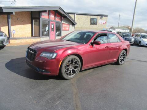 2019 Chrysler 300 for sale at Riverside Motor Company in Fenton MO