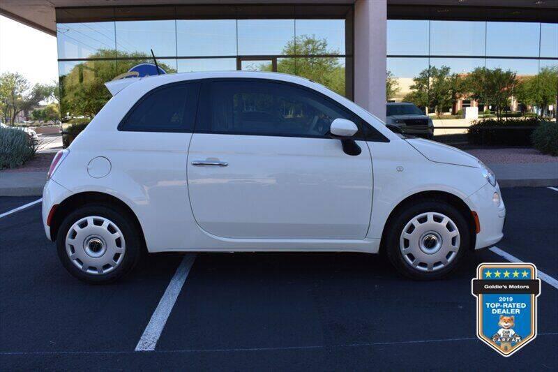 2015 FIAT 500 for sale in Phoenix, AZ