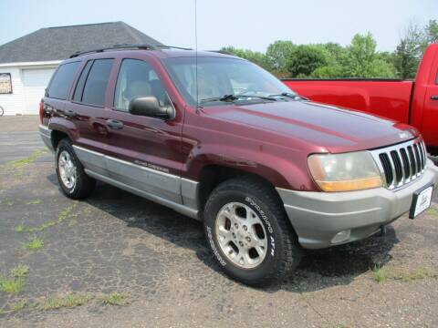 2000 Jeep Grand Cherokee for sale at KAISER AUTO SALES in Spencer WI