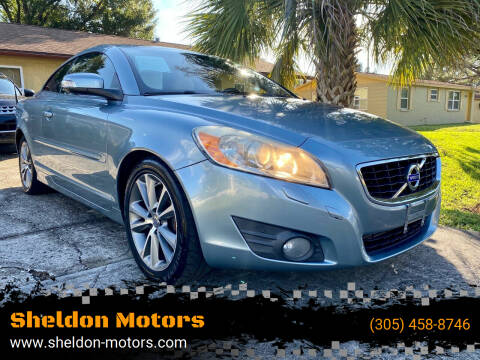 2011 Volvo C70 for sale at Sheldon Motors in Tampa FL