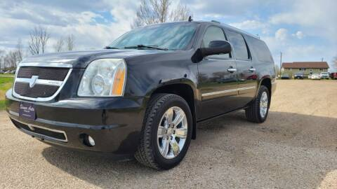 2011 GMC Yukon XL for sale at Sinner Auto in Waubay SD