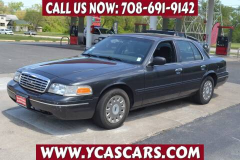 2004 Ford Crown Victoria for sale at Your Choice Autos - Crestwood in Crestwood IL