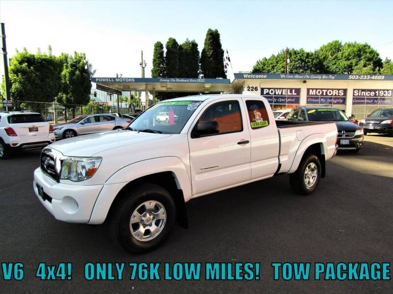 2007 Toyota Tacoma for sale at Powell Motors Inc in Portland OR