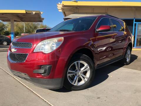 2012 Chevrolet Equinox for sale at DR Auto Sales in Glendale AZ