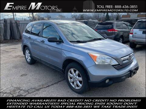 2008 Honda CR-V for sale at Empire Motors LTD in Cleveland OH