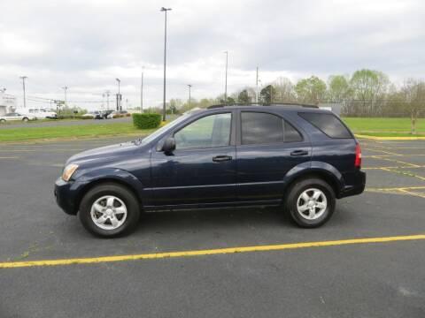 2008 Kia Sorento for sale at Freedom Automotive Sales in Union SC