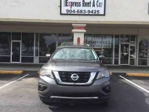 2017 Nissan Pathfinder for sale at Atlas Autoplex in Jacksonville FL