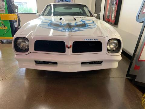 1976 Pontiac Trans Am for sale at AZ Classic Rides in Scottsdale AZ