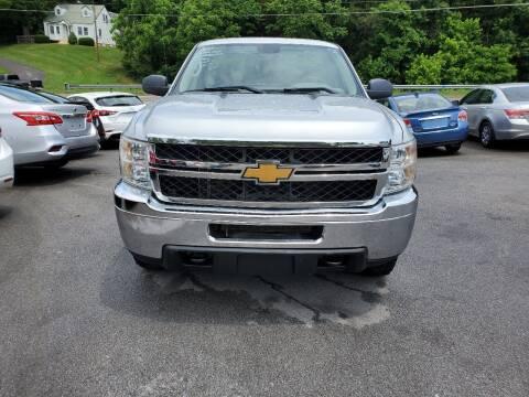 2013 Chevrolet Silverado 2500HD for sale at DISCOUNT AUTO SALES in Johnson City TN