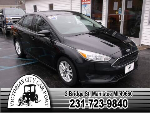 2016 Ford Focus for sale at Victorian City Car Port INC in Manistee MI