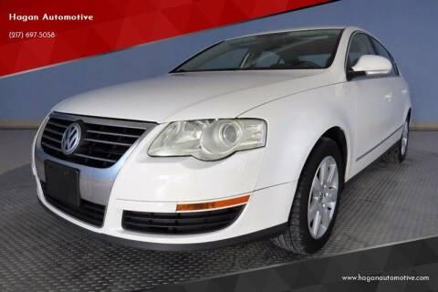 2007 Volkswagen Passat for sale at Hagan Automotive in Chatham IL
