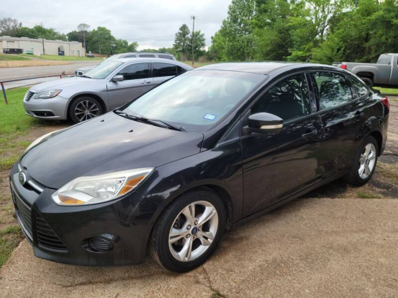2013 Ford Focus for sale at QUICK SALE AUTO in Mineola TX