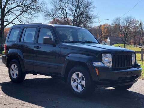 2012 Jeep Liberty for sale at Choice Motor Car in Plainville CT