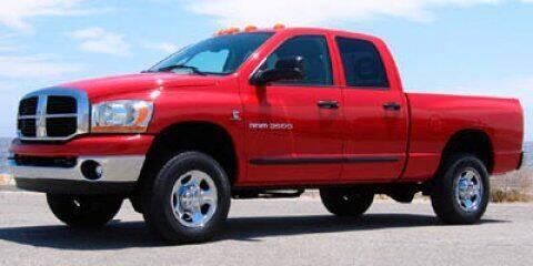 2006 Dodge Ram Pickup 3500 for sale at Stephen Wade Pre-Owned Supercenter in Saint George UT