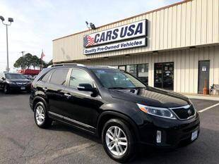 2014 Kia Sorento for sale at Cars USA in Virginia Beach VA