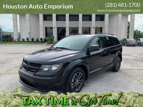 2018 Dodge Journey for sale at Houston Auto Emporium in Houston TX