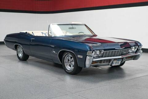 1968 Chevrolet Impala for sale at B5 Motors in Gilbert AZ