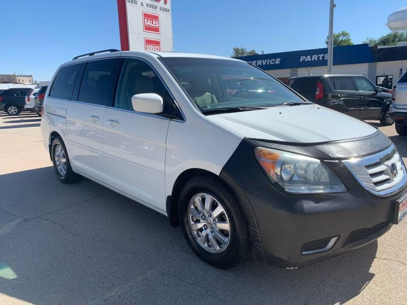 2008 Honda Odyssey for sale at Spady Used Cars in Holdrege NE