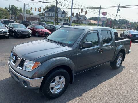 2006 Nissan Frontier for sale at Masic Motors, Inc. in Harrisburg PA