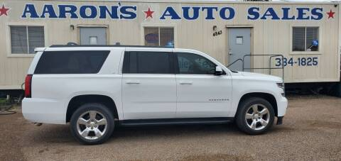 2015 Chevrolet Suburban for sale at Aaron's Auto Sales in Corpus Christi TX