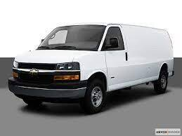 2012 Chevrolet Express Cargo for sale at Econo Auto Sales Inc in Raleigh NC