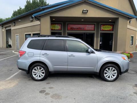 2012 Subaru Forester for sale at Advantage Auto Sales in Garden City ID