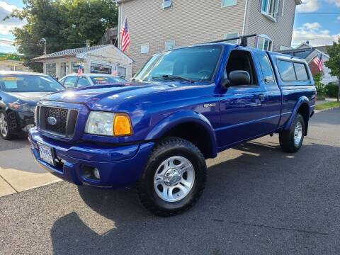 2004 Ford Ranger for sale at Express Auto Mall in Totowa NJ