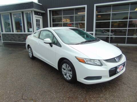 2012 Honda Civic for sale at Akron Auto Sales in Akron OH