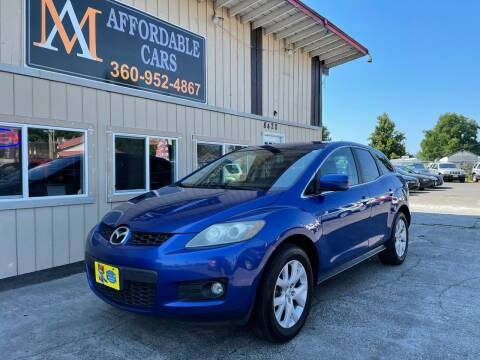 2007 Mazda CX-7 for sale at M & A Affordable Cars in Vancouver WA
