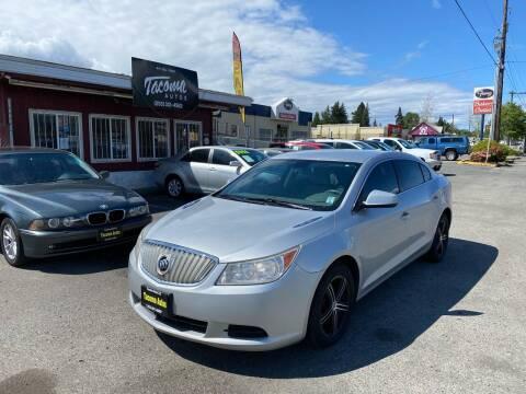 2010 Buick LaCrosse for sale at Tacoma Autos LLC in Tacoma WA
