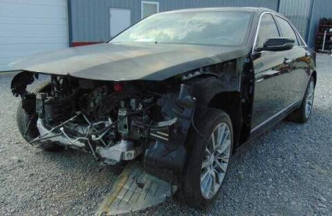 2016 Cadillac CT6 for sale at Kenny's Auto Wrecking in Lima OH